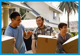 friends moving