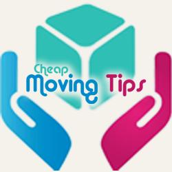 Cheap Moving Tips logo