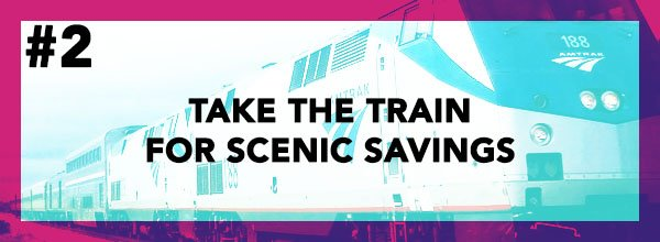 Cheap Way to Move - Take The Train For Scenic Savings